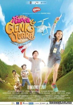 Naura & Genk Juara (2017)