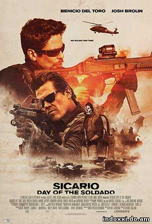 Sicario: Day of Soldado (2018)